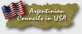 Argentinian Councils in USA